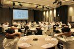 東洋建設株式会社「全体会議」健康セミナー